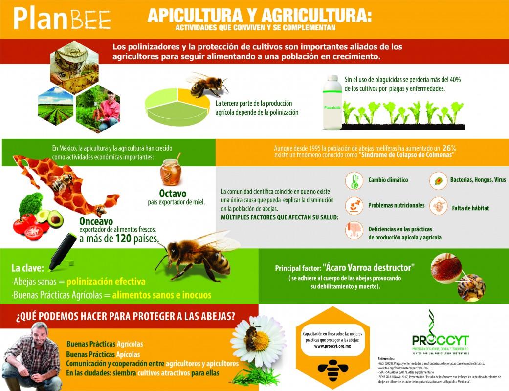 Apicultura y Agricultura